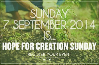 Hope for Creation Sunday 7 September 2014