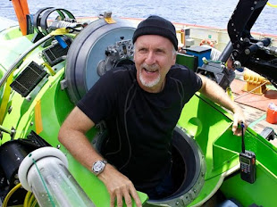 James Cameron's Successful Dive To The Challenger Deep (link)