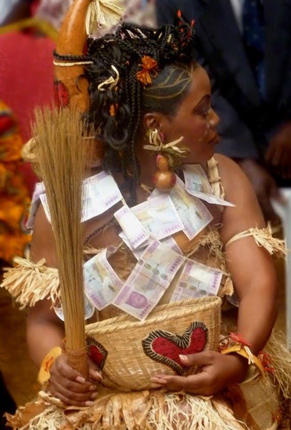 ENCYCLOPEDIE DE LA MODE GABONAISE: Mariage à la coutume