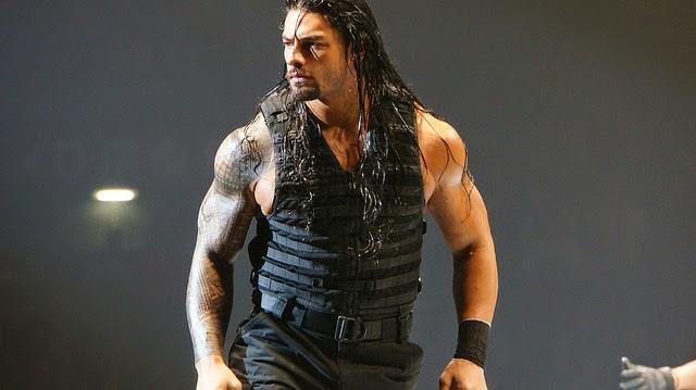 Roman Reigns, WWE