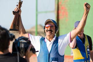 Abdullah Alrashidi - Kuwait - Skeet - Copa do Mundo ISSF de Tiro ao Prato - Tiro Esportivo