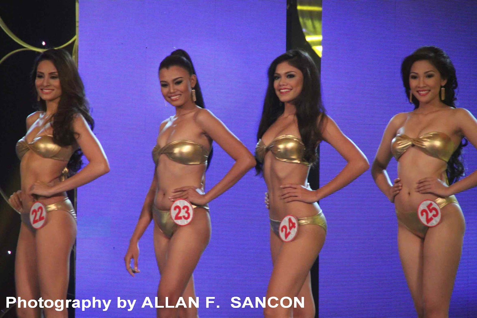 The Miss World Philippines 2012 grand coronation night was held on