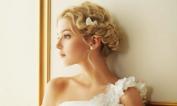 Cabello Recogido Peinados - 150 peinados sencillos para chicas con poco tiempo Foto