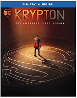 Krypton: The Complete First Season from Warner Bros. Home Entertainment.