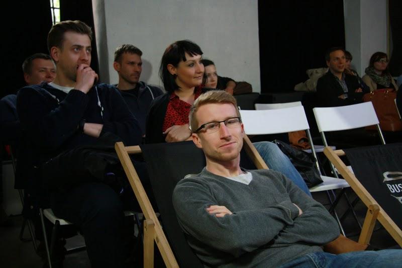 Marketing Meeting, Łódź, spotkanie, event, ludzie, publiczność, Piotr Mijas