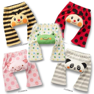 Model Legging Bayi Animal Lucu Murah Import
