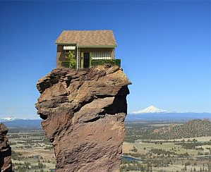 I Shall Build My House Upon The Rock