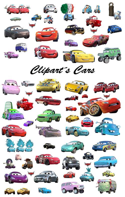 Disney Cars Clip Art