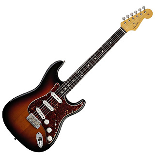 John Mayer Guitars - Fender Stevie Ray Vaughn Stratocaster