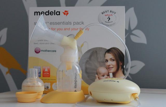 Medela Swing Essentials Kit Electric Breastpump