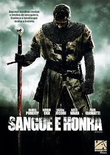 Filme Poster Sangue e Honra DVDRip XviD Dual Audio & RMVB Dublado