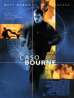 Poster El Caso Bourne