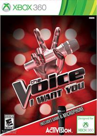 The Voice (La voz) (Karaoke, necesita microfonos)