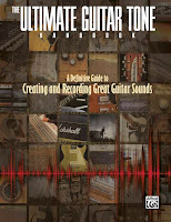 Ultimate Guitar Tone Handbook cover image from Bobby Owsinski's Big Picture production blog