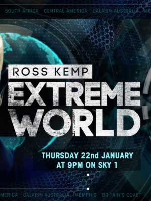Ross Kemp: Extreme World Listesi