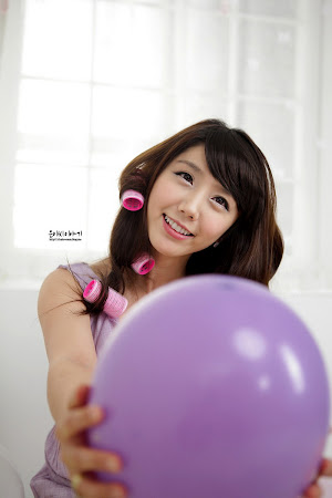 Kim Ha Eum, Purple Cutie 13