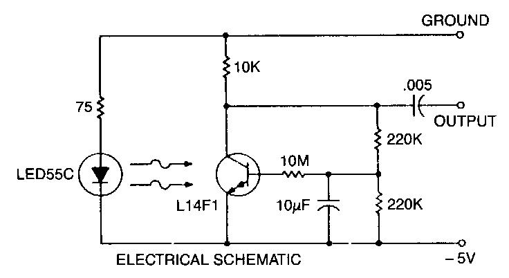 Detector Circuit Diagram