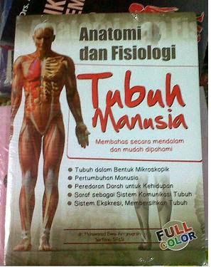 Buku Anatomi dan Fisiologi Tubuh Manusia
