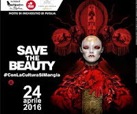 Past Event | Save The beauty a Cortile Verga
