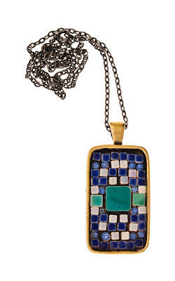 photo by Eli Warren Mosaic Jewelry lka