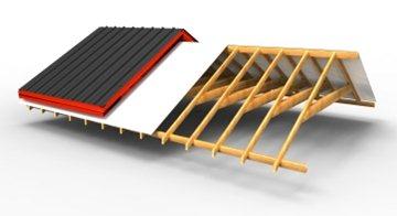 Metalikos estructuras metalicas cubiertas tipo sandwich for Estructuras metalicas para tejados