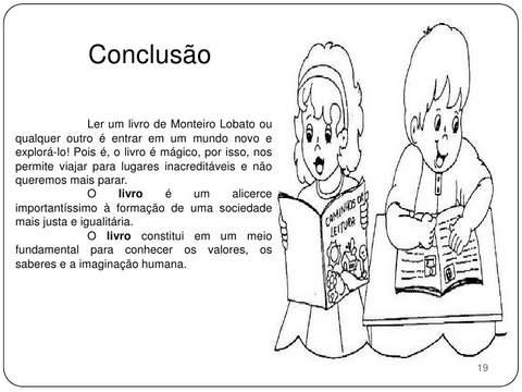 Dia do Livro Monteiro Lobato