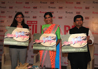 Sonam Kapoor at Unveil of Filmfare Makeover Issue