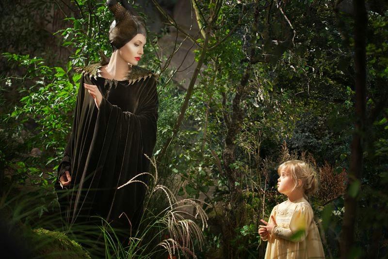 maleficent-angelina jolie-vivienne jolie-pitt