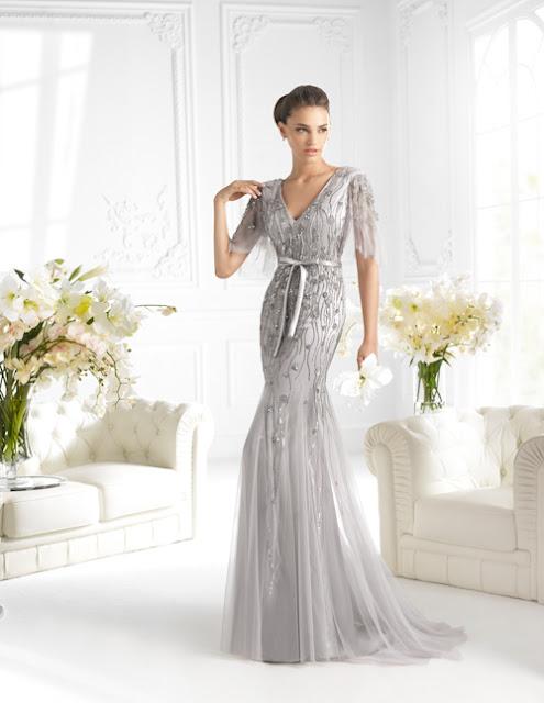 Nisan, Dugun ve Mezuniyet için Uzun Gece Elbiseleri