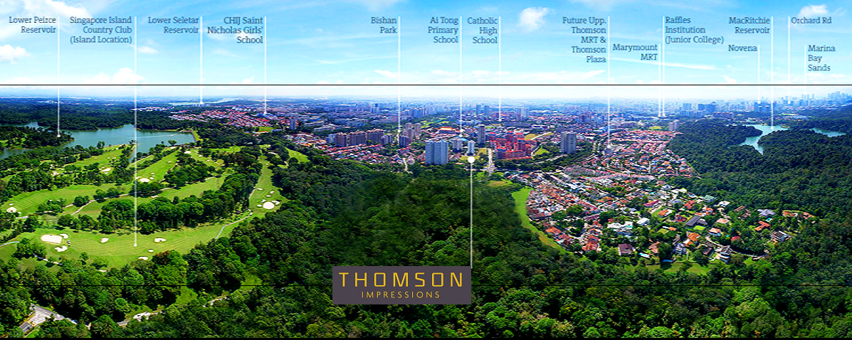 Thomson Impressions high-value location