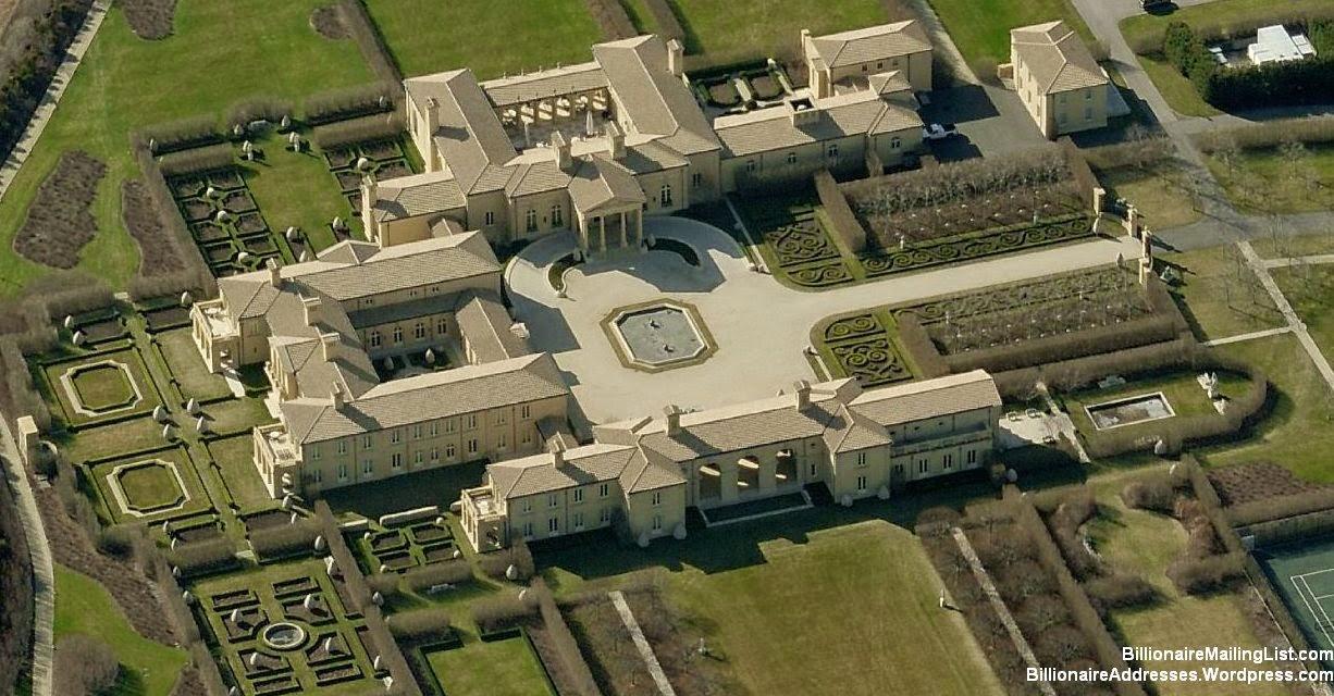Ira Rennert Mansion