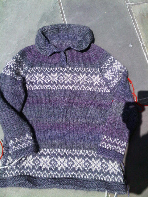 knitnscribble.com: Fitted sweater patterns