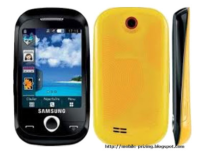 Mobile Price In Pakistan: Samsung S3850 Corby II Price (10,900)