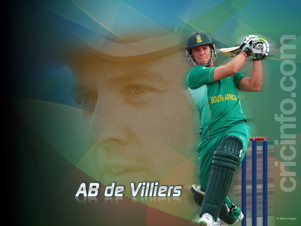 Sports Club: Ab De Villiers Profile and Photos 2012