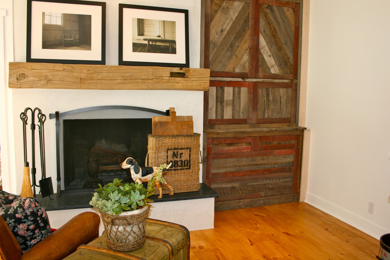 done wood surround fireplace reclaimed gallery barnwood on imgur album using barn
