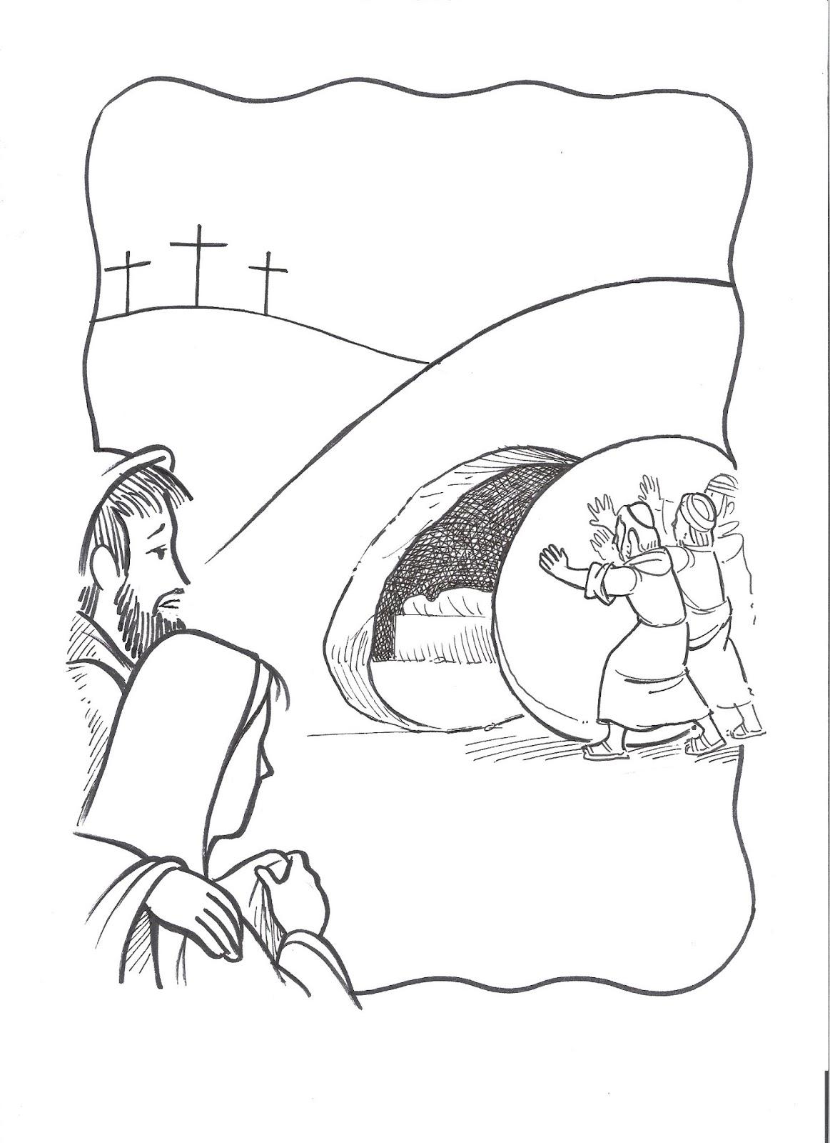 ReliArtes Dibujos Semana Santa