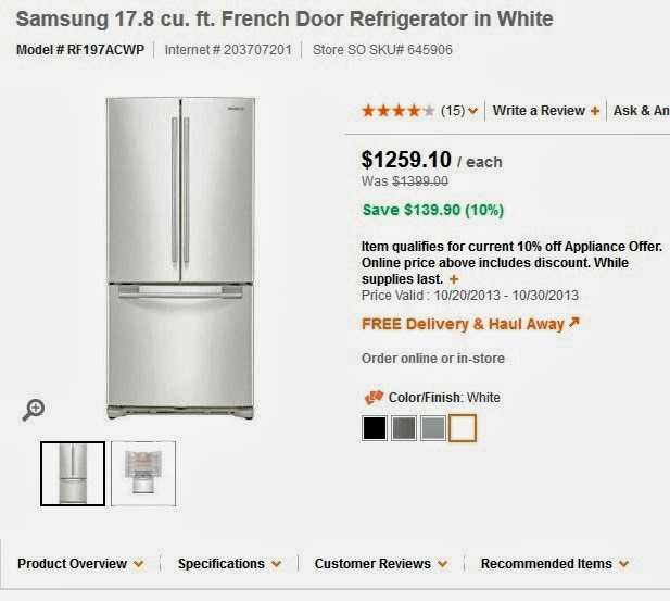 We Also Ordered This Samsung Gas Range We Paid 853 The