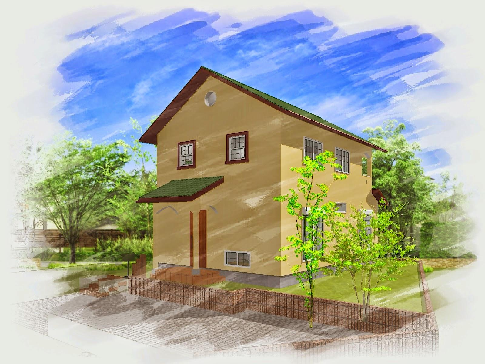 自然派住宅 全館空調の家 みのや