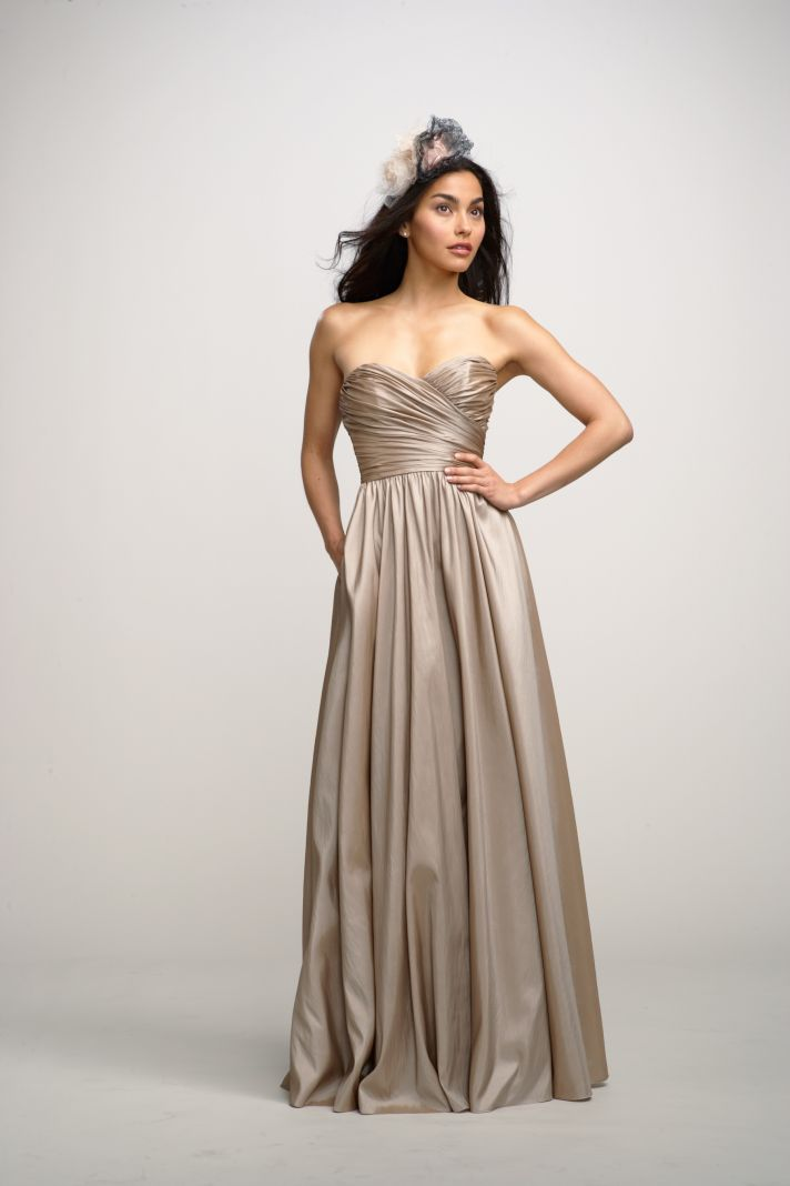 Summer Bridesmaid Dresses 2012