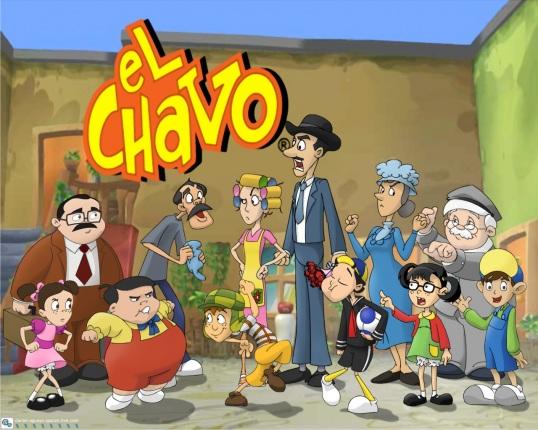 Jogos de vestir o Chaves