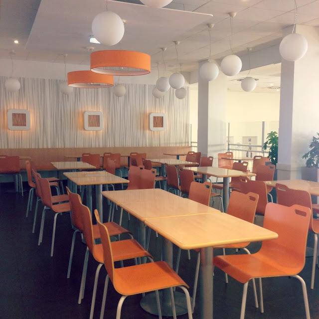 TheBlondeLion Accorhotels DiscoverVienna Hotel ibis budget wien messe review
