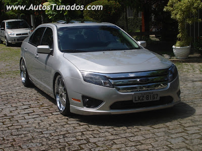 Ford Fusion fotos