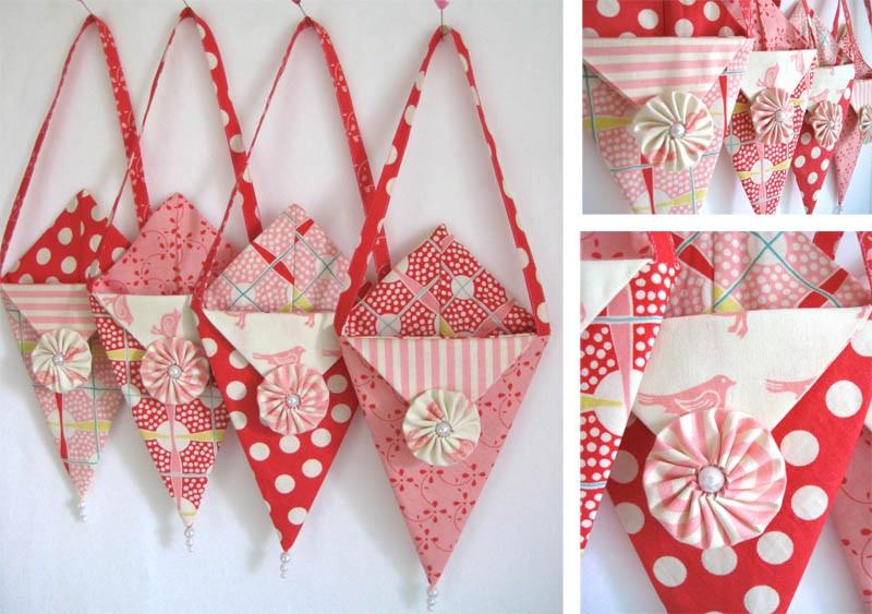 14 valentines day ideas - Vintage Valentine Decorations