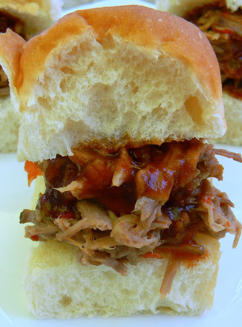 Kitten with a Whisk: Hawaiian Pulled Pork Sliders