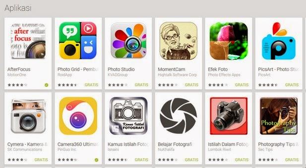 6 Aplikasi Edit Foto Terbaik di Android Update Terbaru