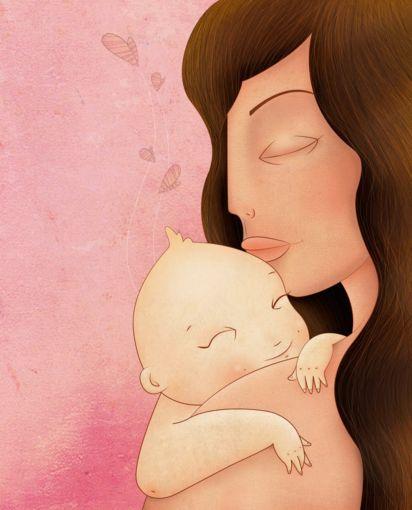 Bibliopeque- Portada Libro del Bebé -Alex DG