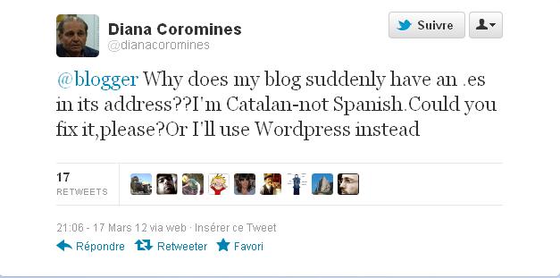 catalan, #bloggerCat, bloggercat, .cat, nom de domaine, blogger