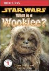 bookcover of STAR WARS What Is A Wookiee?