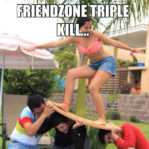 ¿Que es la Friend zone?