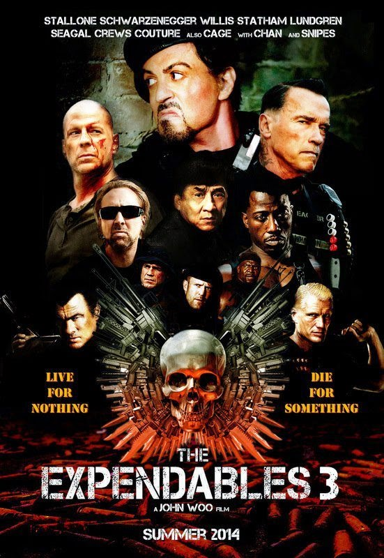 The Expendables 3 Sylvester Stallone movieloversreviews.filminspector.com